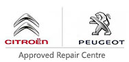 peugeot / citroen approved repairs